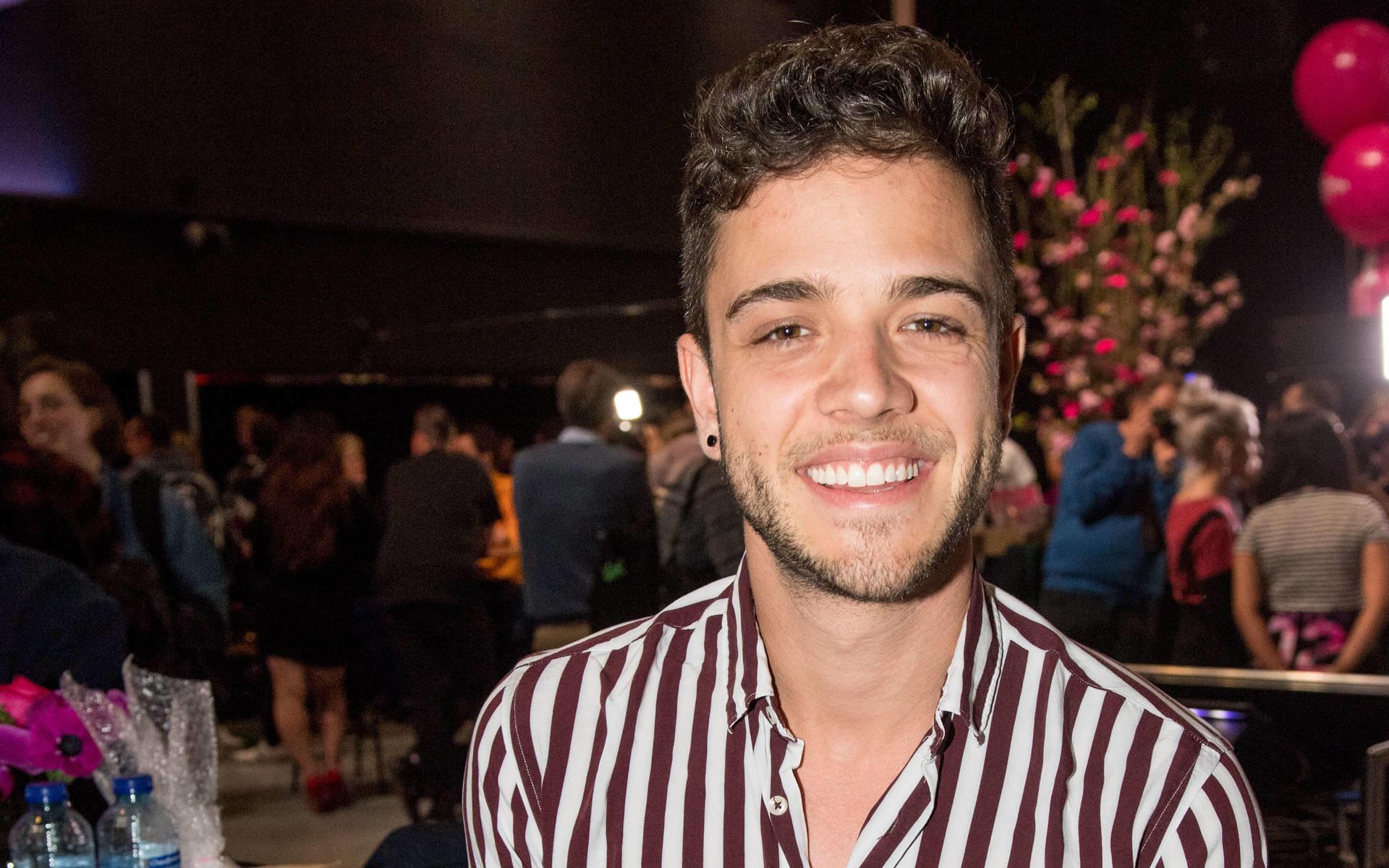 Die Schweiz schickt Luca Hänni an den Eurovision Song
