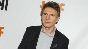 Liam Neeson spielt in 'The Great Game' mit