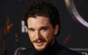Stress und Alkohol: 'Game of Thrones'-Star Kit Harington ist