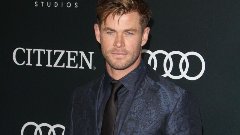 Chris Hemsworth: Heirat für den Pass