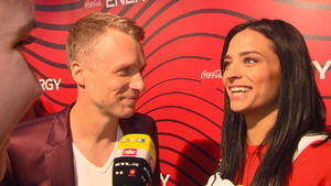 Oli Pocher & Amira im Baby-Interview