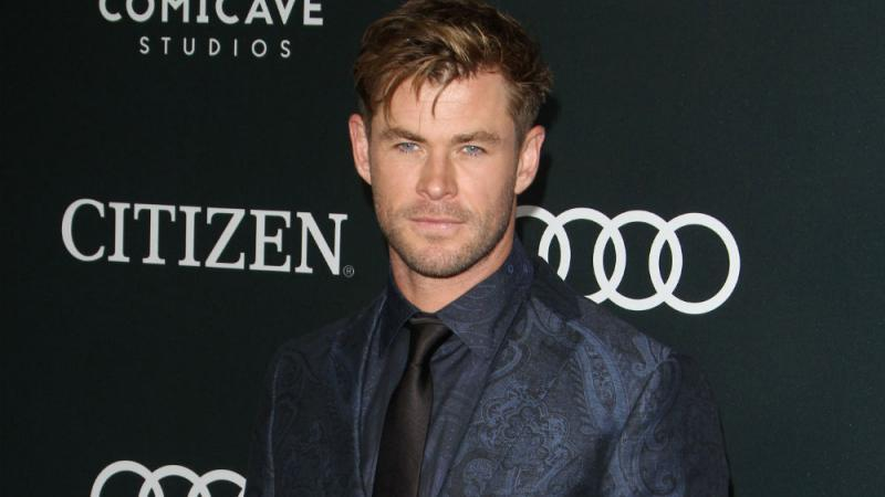 Chris Hemsworth: Er verhalf Tom Holland zu 'Spider-Man'