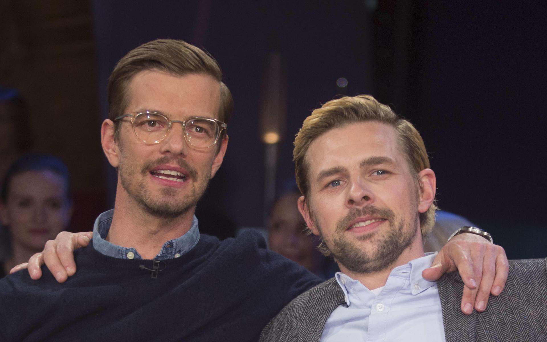 Joko Winterscheidt Und Klaas Heufer Umlauf Wo Bleibt Die
