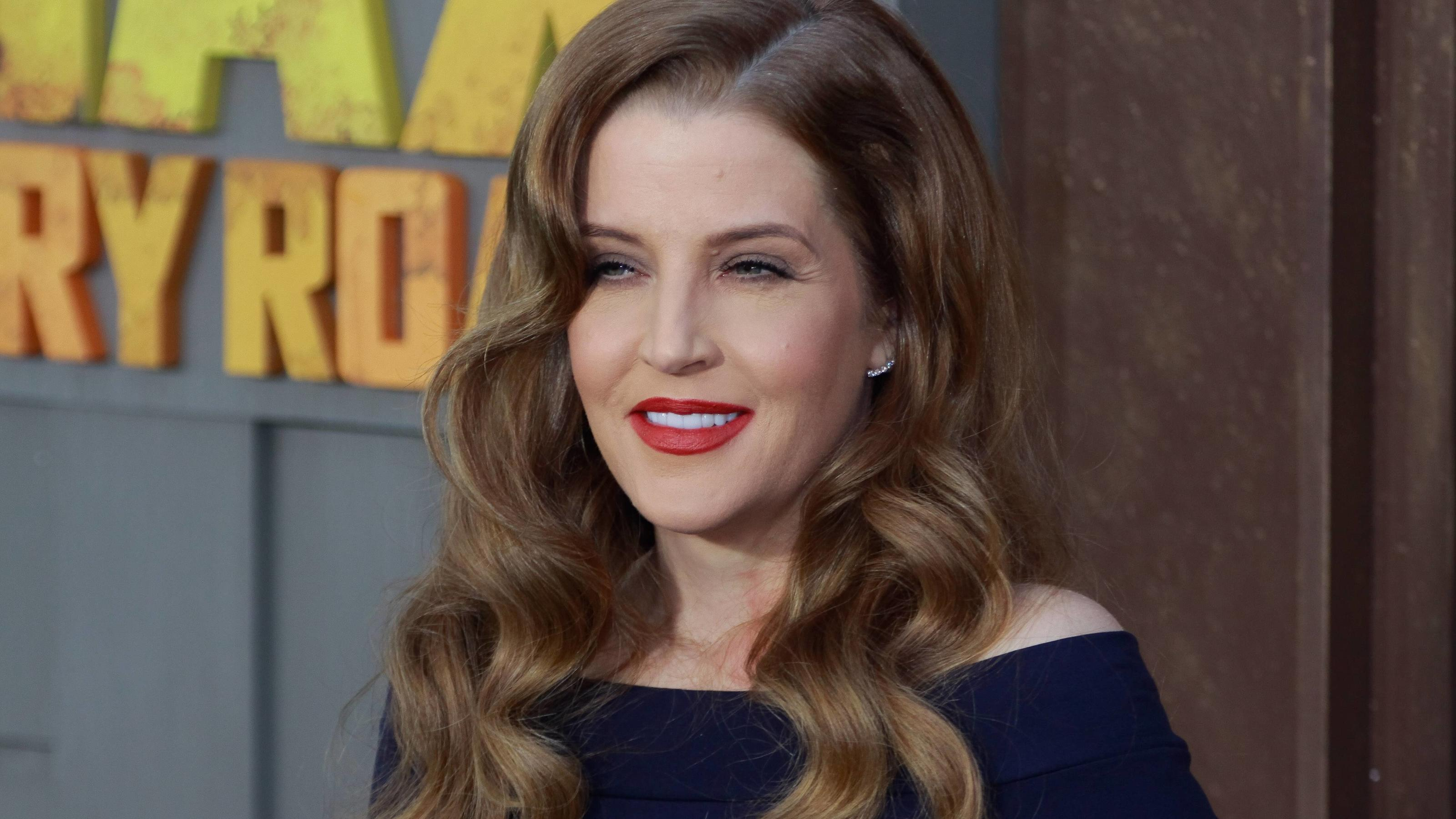 Lisa Marie Presley at the Premiere of Warner Bros. Pictures Mad Max: Fury Road held at the TCL Chinese Theater in Hollywood, CA, May 7, 2015. PUBLICATIONxINxGERxSUIxAUTxONLY Copyright: xJoexMartinezx 32623_027JM