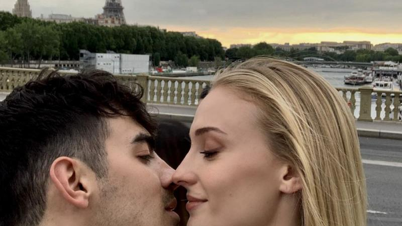 Sophie Turner: Zweite Zeremonie in Paris?
