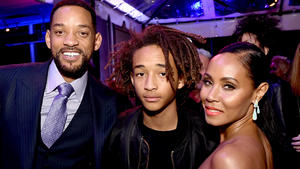Papa Will Smith und Mama Jada mit super emotionalen Posts.