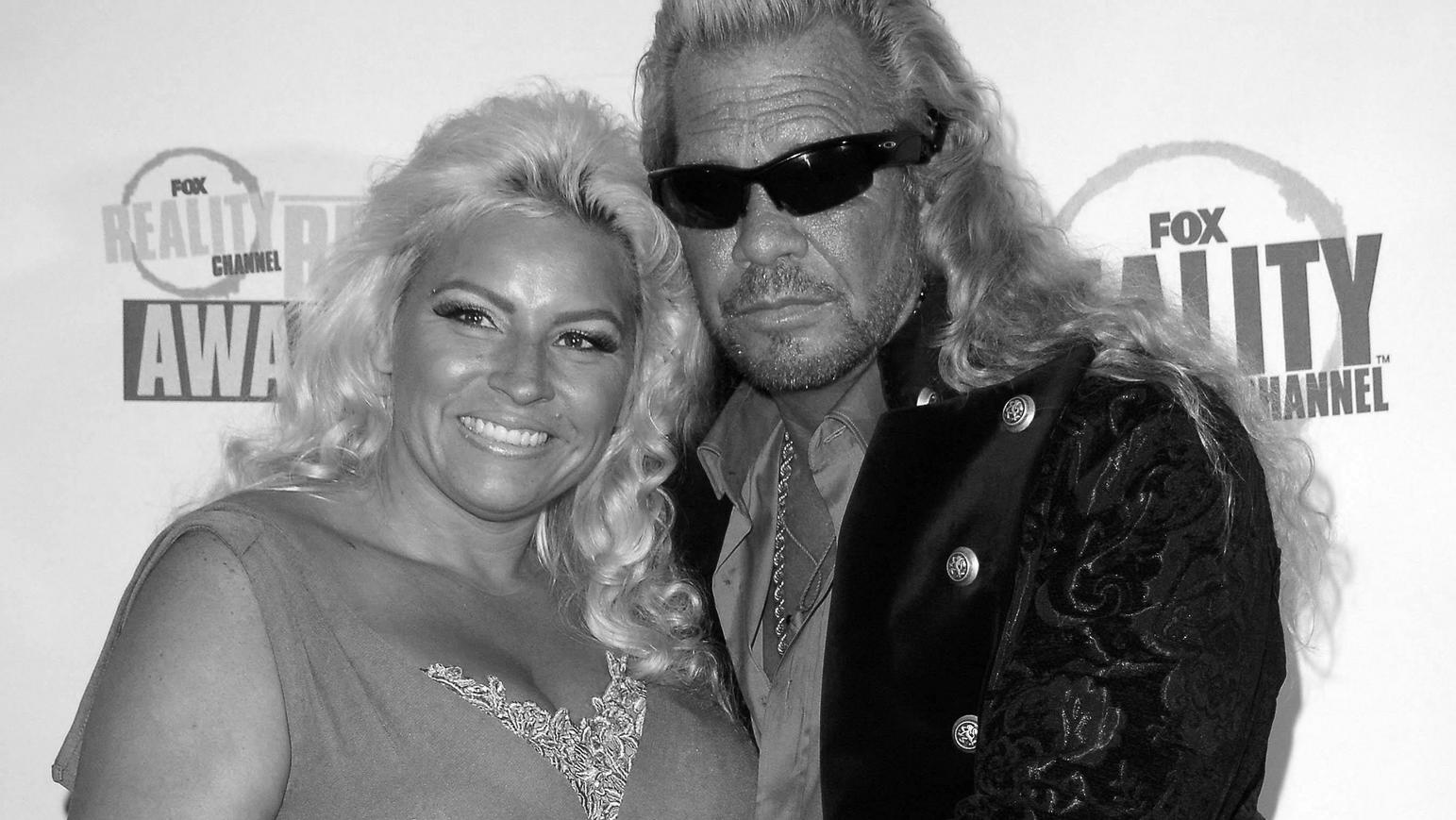 Sept. 25, 2008 - Hollywood, CA - The Fox Reality Channel Really Awards at Avalon in Hollywood, CA 09-24-2008....Image: Beth Chapman and Duane Dog Chapman.... James Diddick / K59935JDI PUBLICATIONxINxGERxSUIxAUTxONLY - ZUMAg49_