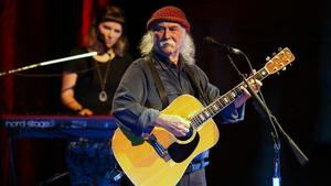 David Crosby: Comeback mit Stills, Nash and Young?