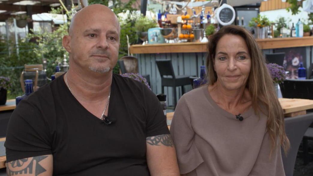 Detlef Steves Frau