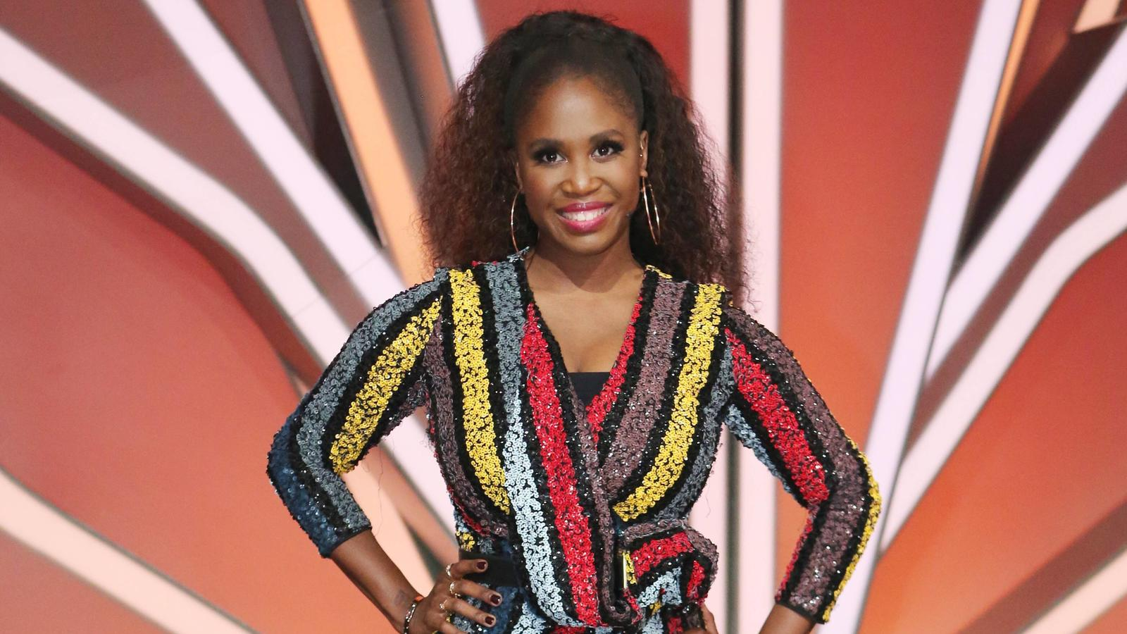 Jurorin Motsi Mabuse , RTL Let«s Dance - Staffel 12 - Sendung 8 - Folge 8. - TV-Melodien, RTL Lets dance, 17.05.2019, MMC-Studios (Coloneum) - *** Juror Motsi Mabuse , RTL Lets Dance Season 12 Broadcast 8 Episode 8 TV Melodies, RTL Lets dance, 17 05