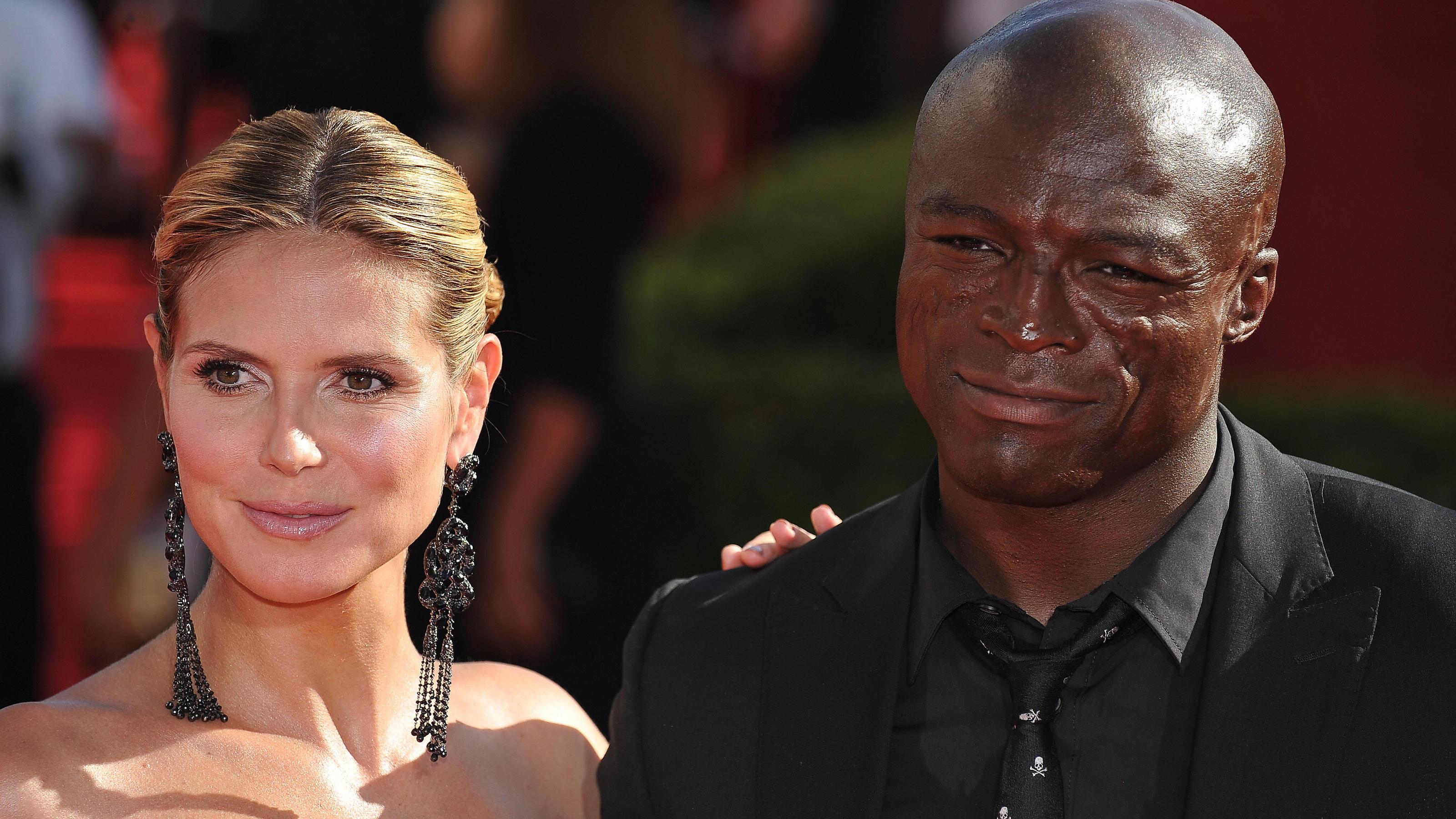 Seals Reaktion Auf Heidi Klums Hochzeit Ich Wusste Noch Nicht Mal