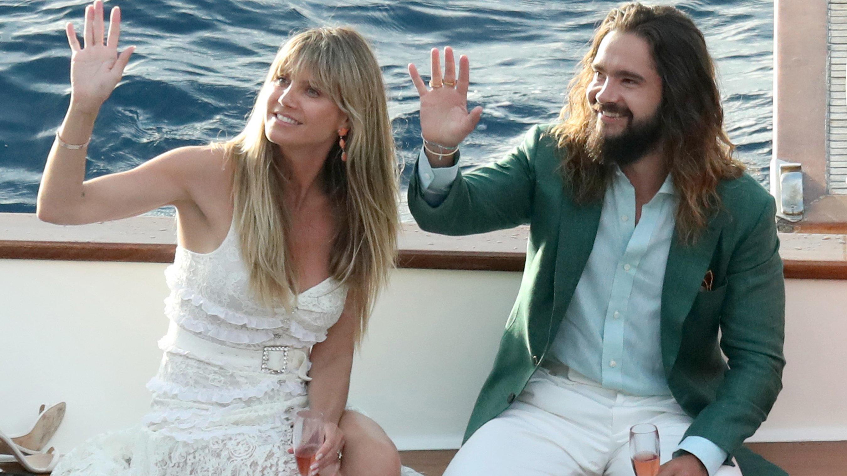 Tom Kaulitz Hochzeit Heidi Klum