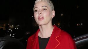 Rose McGowan: Hollywood kann sie mal