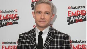 Martin Freeman auch in 'Black Panther 2'
