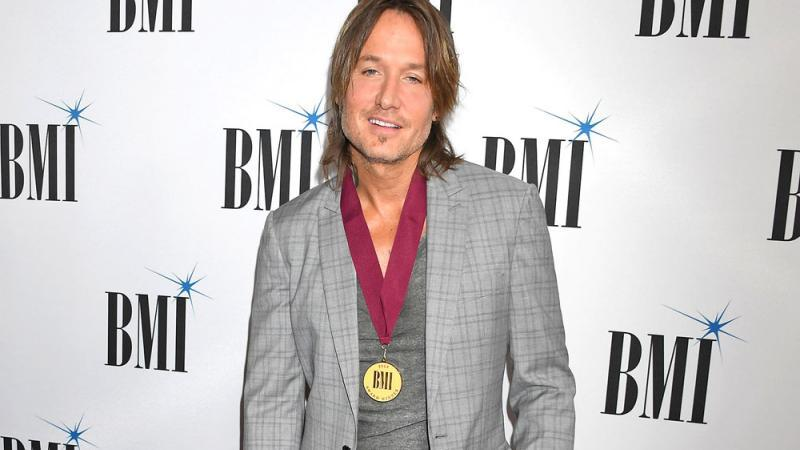Keith Urban bewundert Taylor Swift