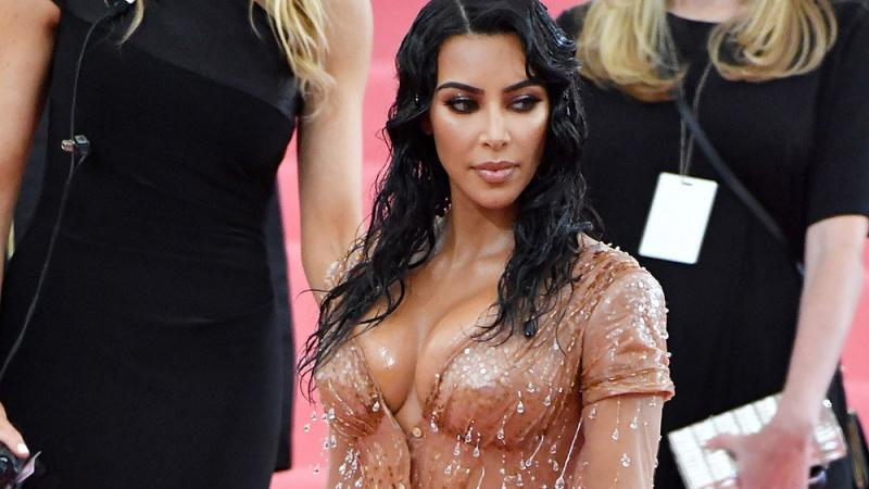 Kim Kardashian West macht Termine via Social Media