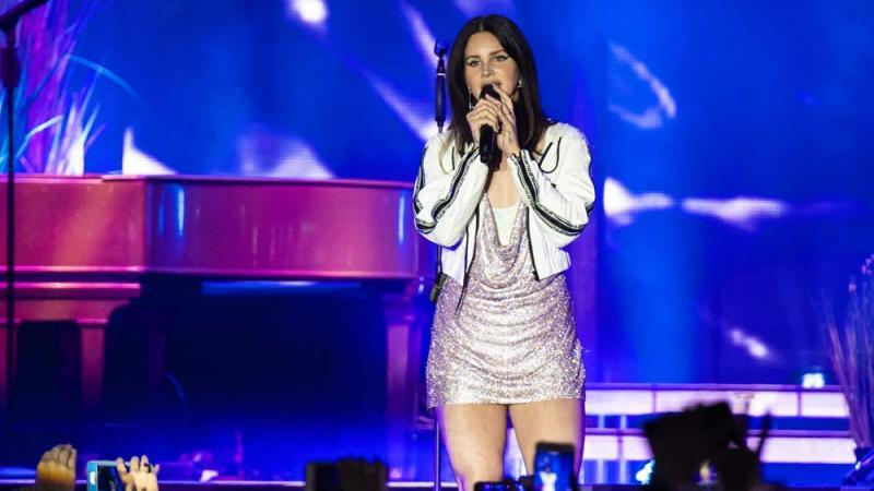 Lana Del Rey: 'White Hot Forever' in 2020