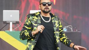 Sean Paul: KISS Haunted House Party