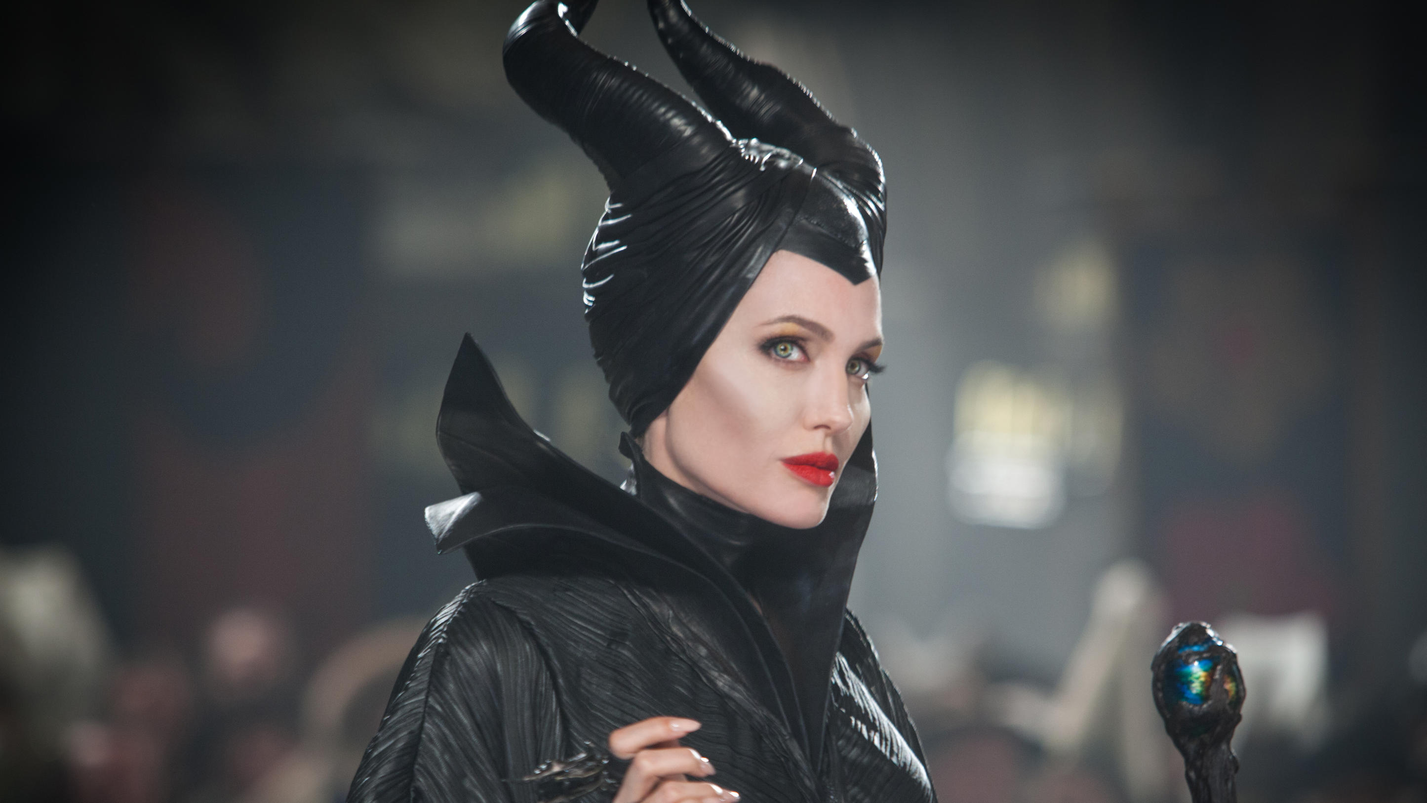 "Angelina Jolie in Disney's ""Maleficent"""
