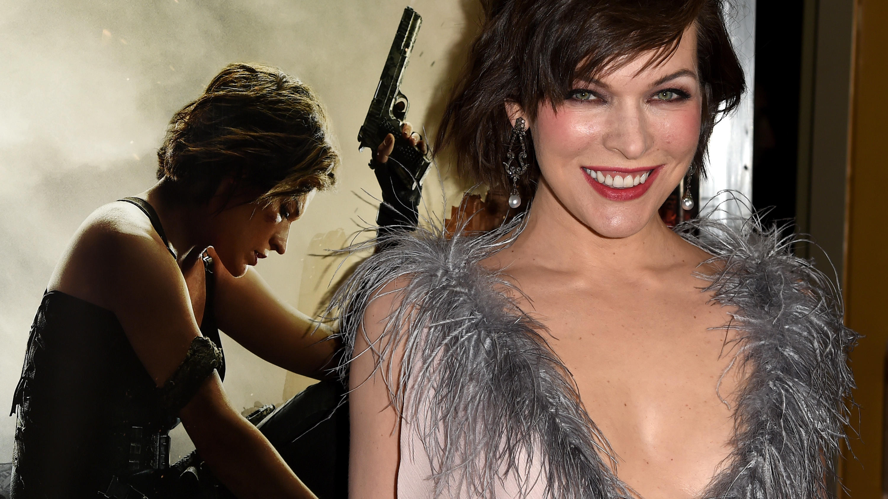 "Milla Jovovich bei der Premiere zu ""Resident Evil: The Final Chapter"""