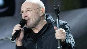 Phil Collins: Konzertsturz