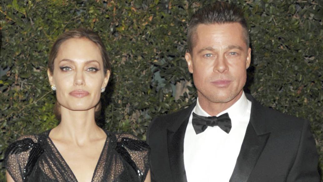 Trennung Pitt Jolie