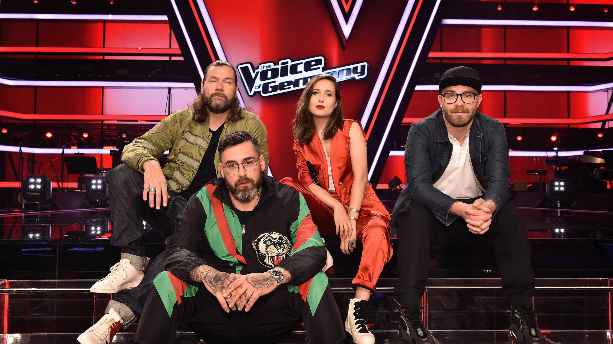 «The Voice of Germany» - Die Jury der 9. Staffel