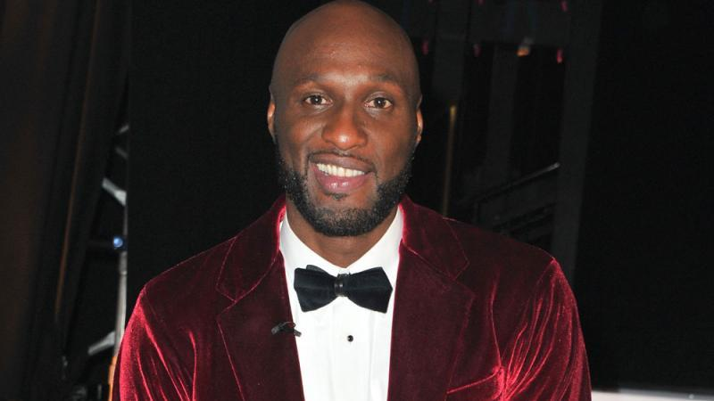 Lamar Odom: Emotional bei letzter Performance