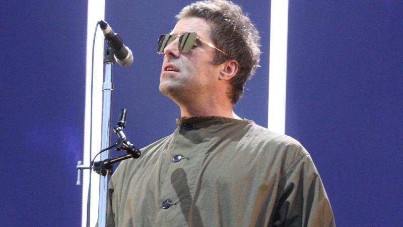 Liam Gallagher macht Mode