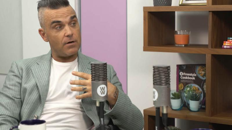 Robbie Williams: Angst vor dem Tod