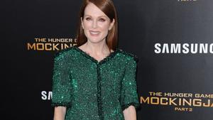 Julianne Moore: 'Nervös' wegen Luxus-Robe