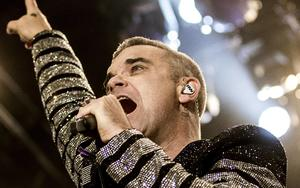 Robbie Williams: Zu depressiv, um One-Direction-Star Zayn Ma