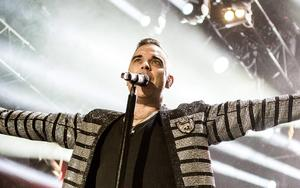 "Robbie Williams: ""Ich will mich mit Liam Gallagher schlagen"""