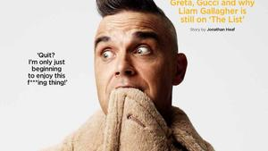 Robbie Williams: Boxen gegen Gallagher?