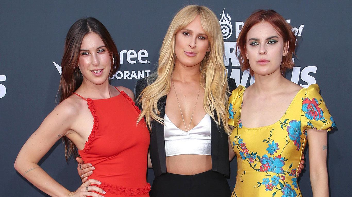 Scout Willis, Rumer Willis und Tallulah Willis