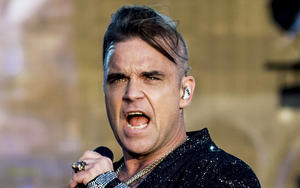 Robbie Williams: Haha, Justin Bieber, du Loser!