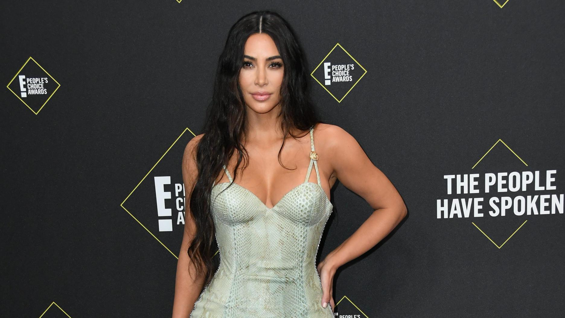 Acht Kilo zugenommen: Kim Kardashian zeigt ihre Kurven - VIP.de, Star News