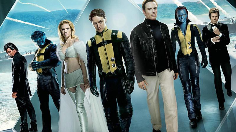 X-Men Die Erste Entscheidung Online Stream