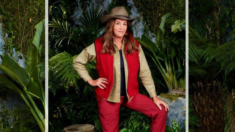 Caitlyn Jenner Wagt Sich Ins Britische Dschungelcamp
