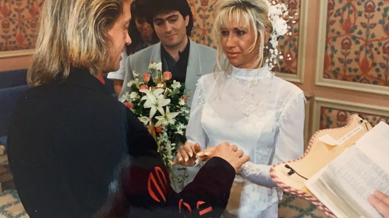 Robert Geiss Hochzeit