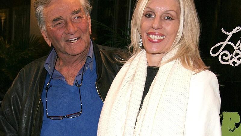Peter Falk Ehefrau