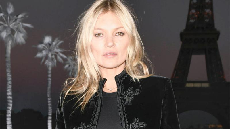 Cara Delevingnes und Kate Moss' Tribut an Karl Lagerfeld