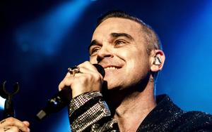Robbie Williams und Liam Gallagher: Steigen sie in den Boxri