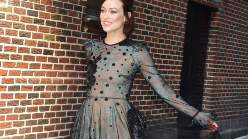 Olivia Wilde verteidigt 'Richard Jewell'-Film