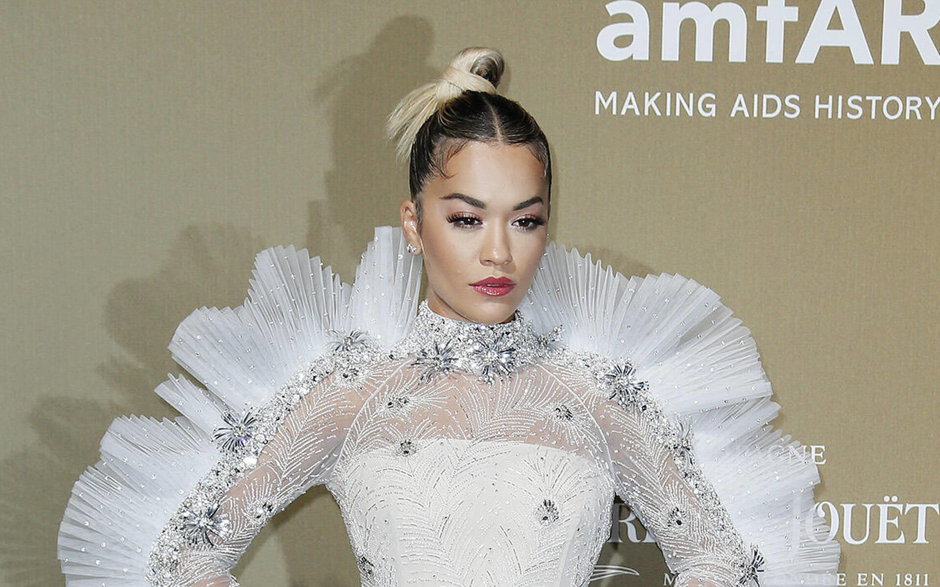 Am Filmset kennengelernt: Rita Ora datet Jude Laws Sohn
