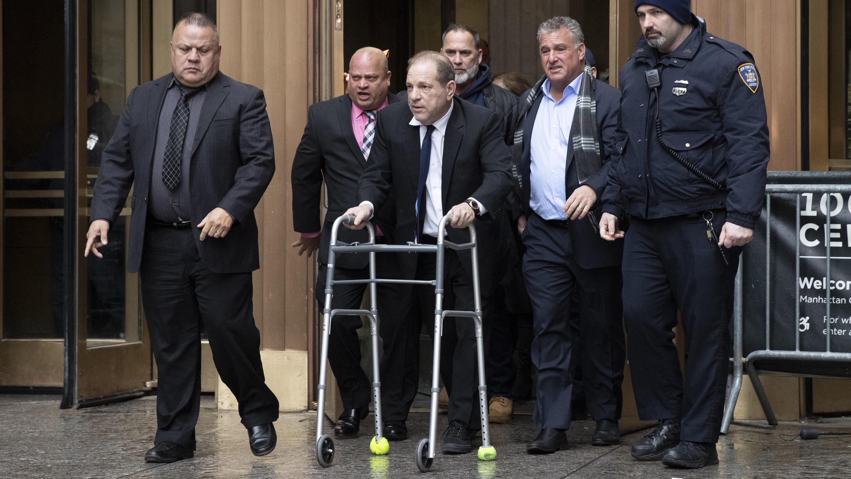 Urteil Harvey Weinstein