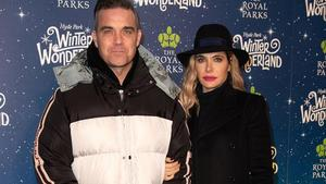Ayda Field hatte Angst um Robbie Williams