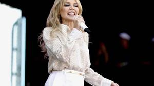 Kylie Minogue: Neues Duett mit Robbie Williams!