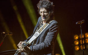 Rolling Stone Ronnie Wood: Keith Richards hat mich für meine