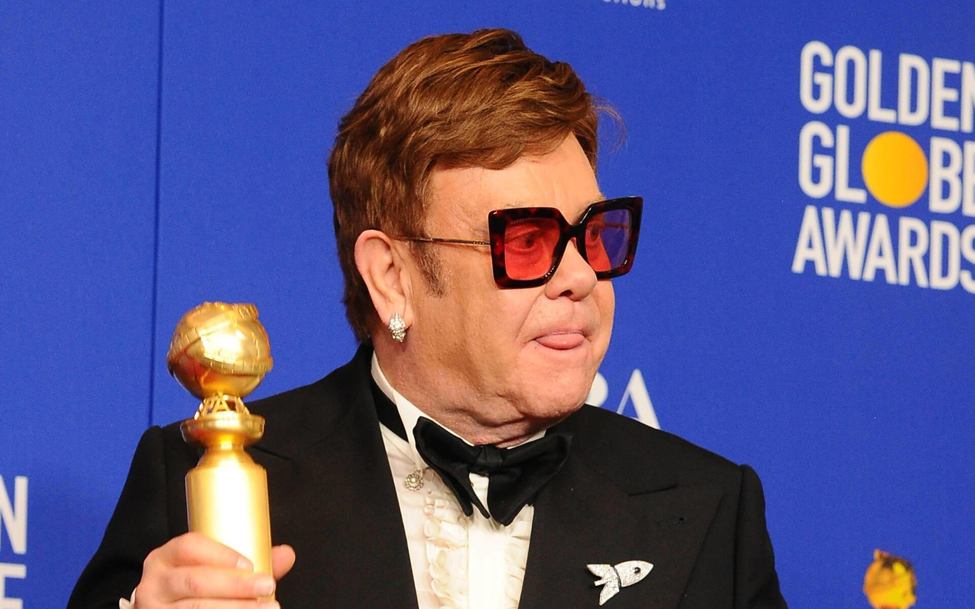 Elton John: Ich bin keine Diva!